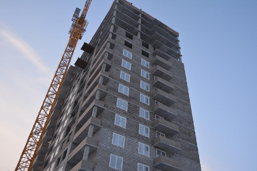 Новости строительства жилого комплекса «Салют».